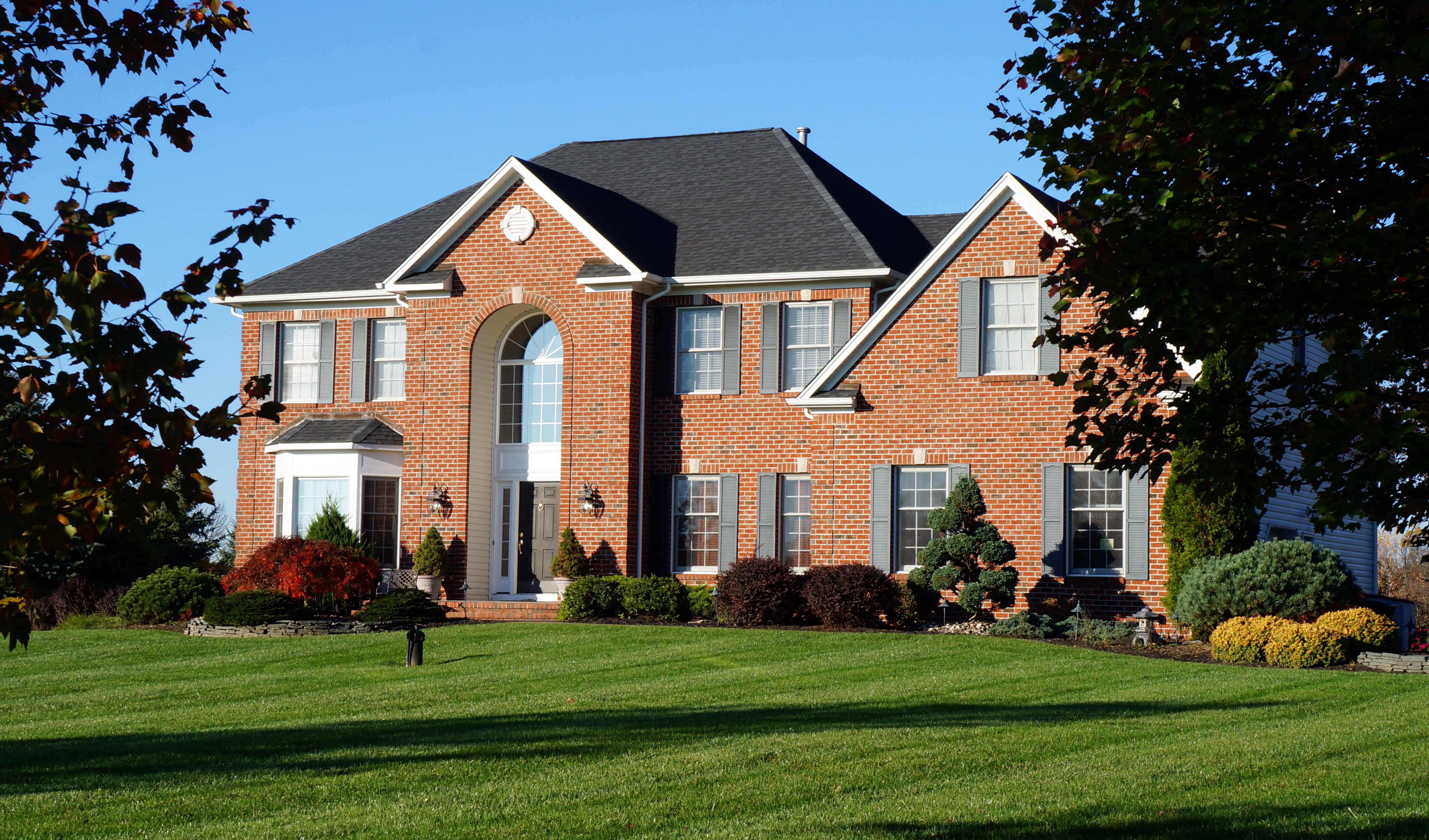 Anne arundel county property tax credit for public safety for Colonial brick